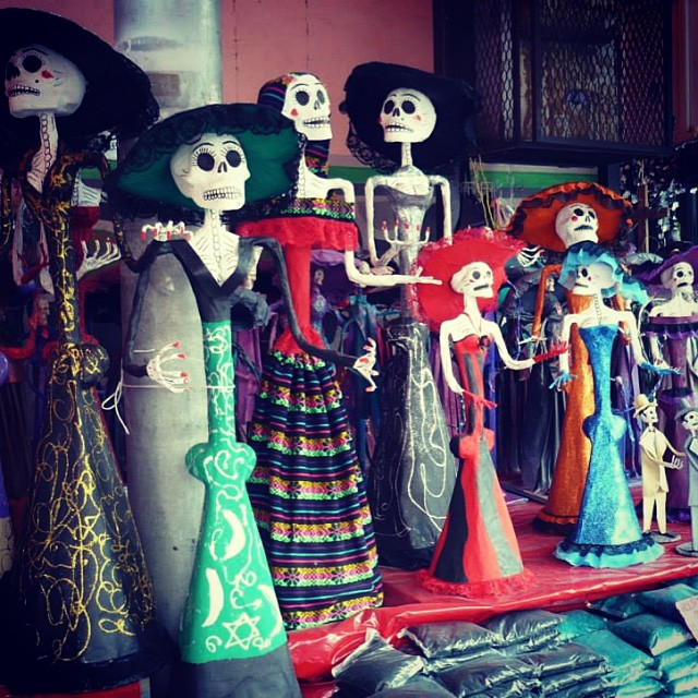 Catrinas Day of the Dead
