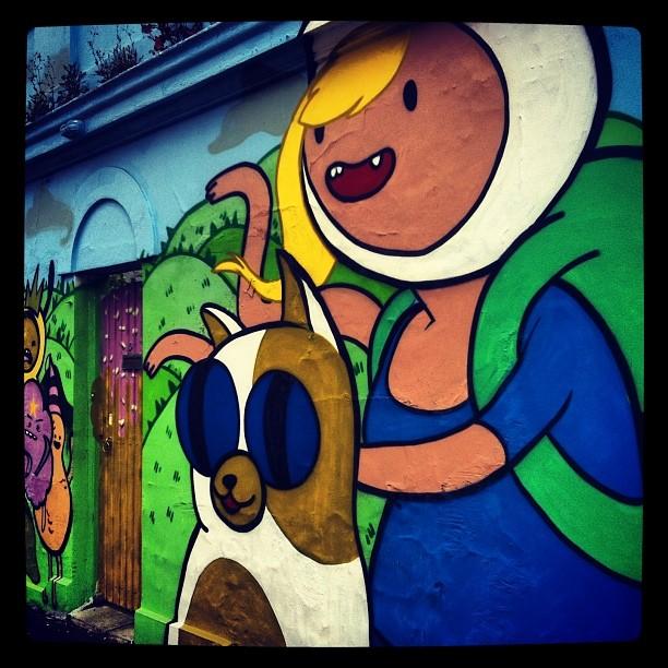 melbourne street art, street art, fitzroy melbourne