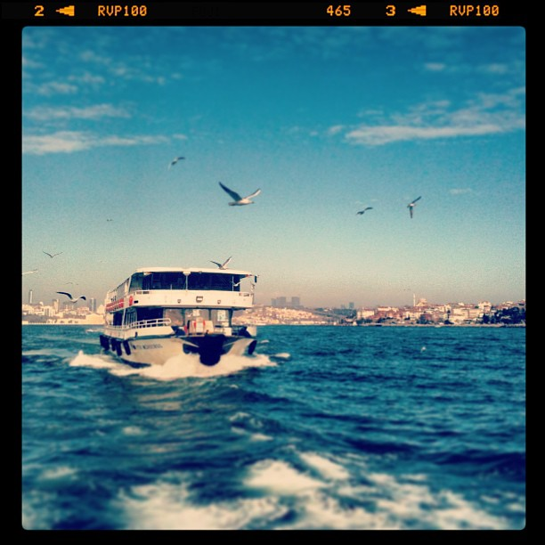 Istanbul water