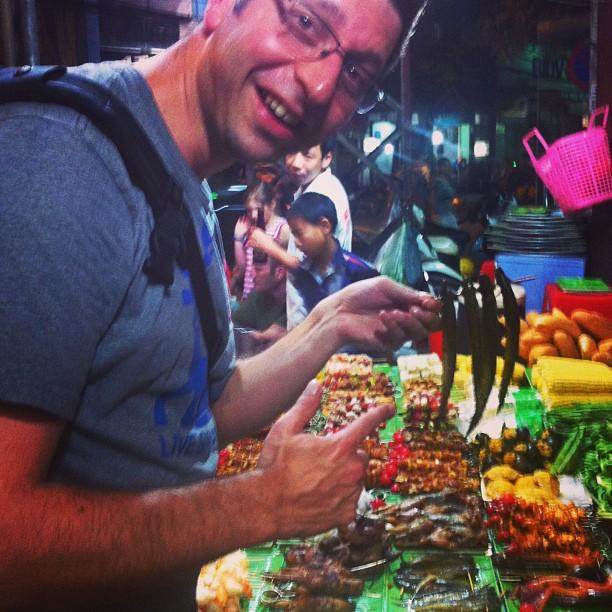 Street Food Tour Hanoi