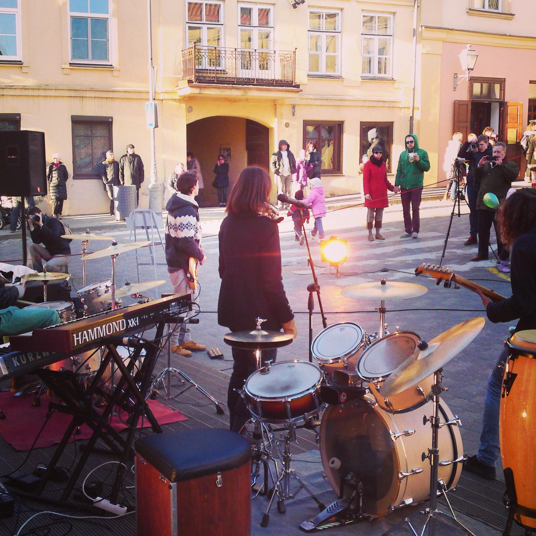 Vilnius Street Musician's Day