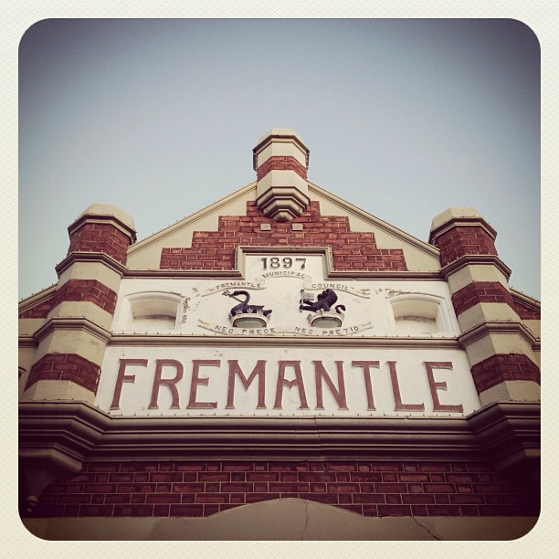 Perth Fremantle building