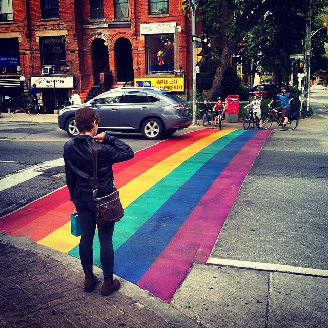 Pride in Toronto