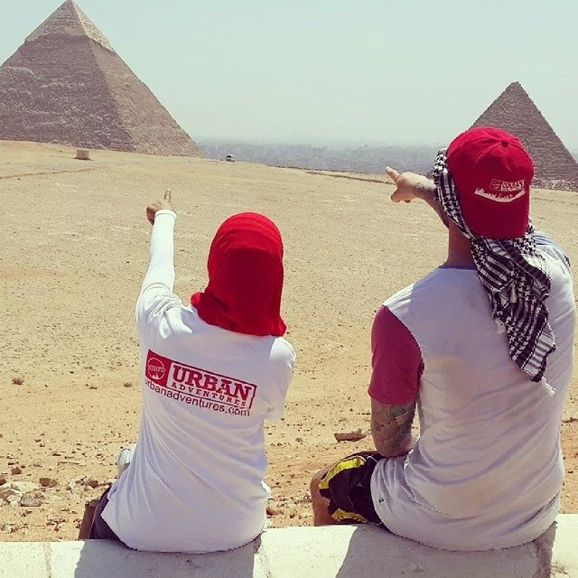 Cairo Urban Adventures at the Pyramids