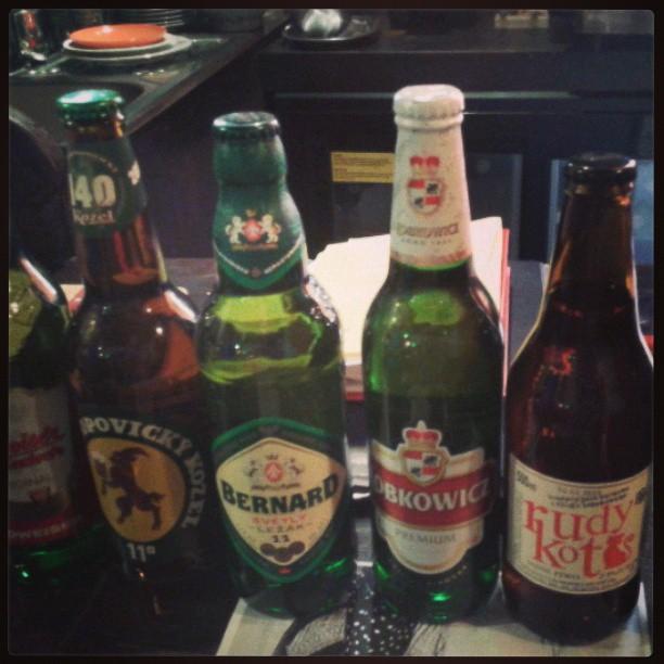 Krakow beers