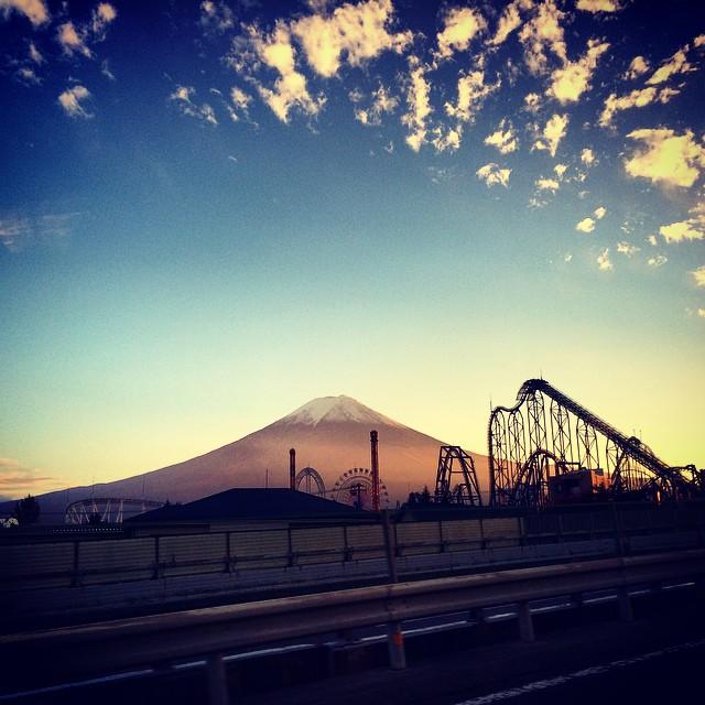 Tokyo Mt Fiji
