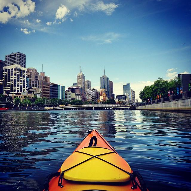 Melbourne - Yarra Kayak