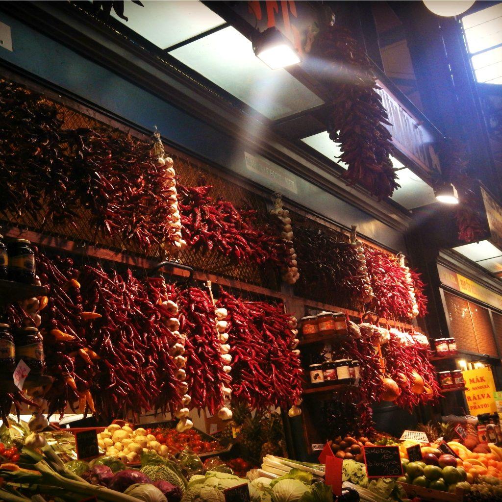 Budapest-market