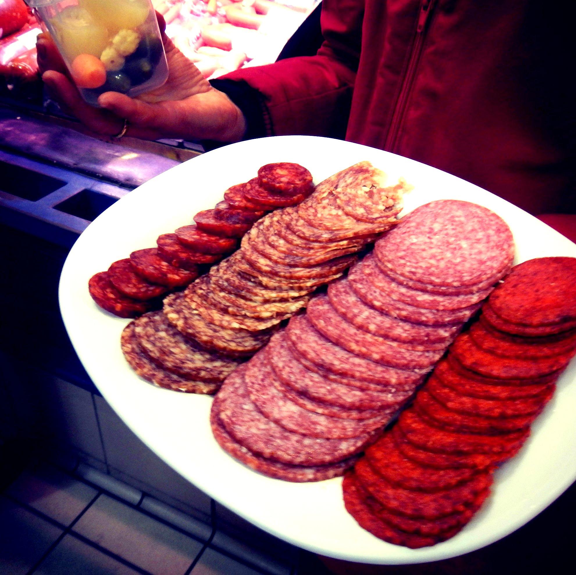 Budapest-salami