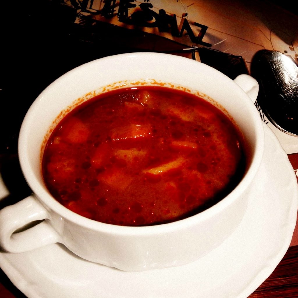 Budapest-soup