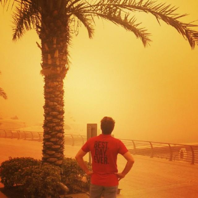 Dubai - Sandstorm