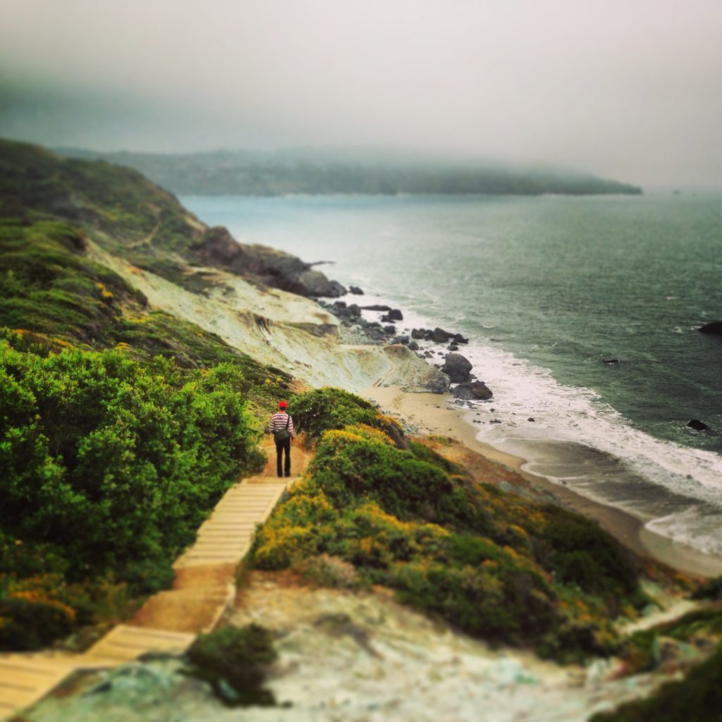 coastal trails in san francisco