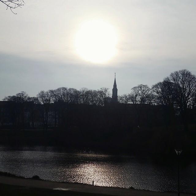 Orstedsparken in Copenhagen