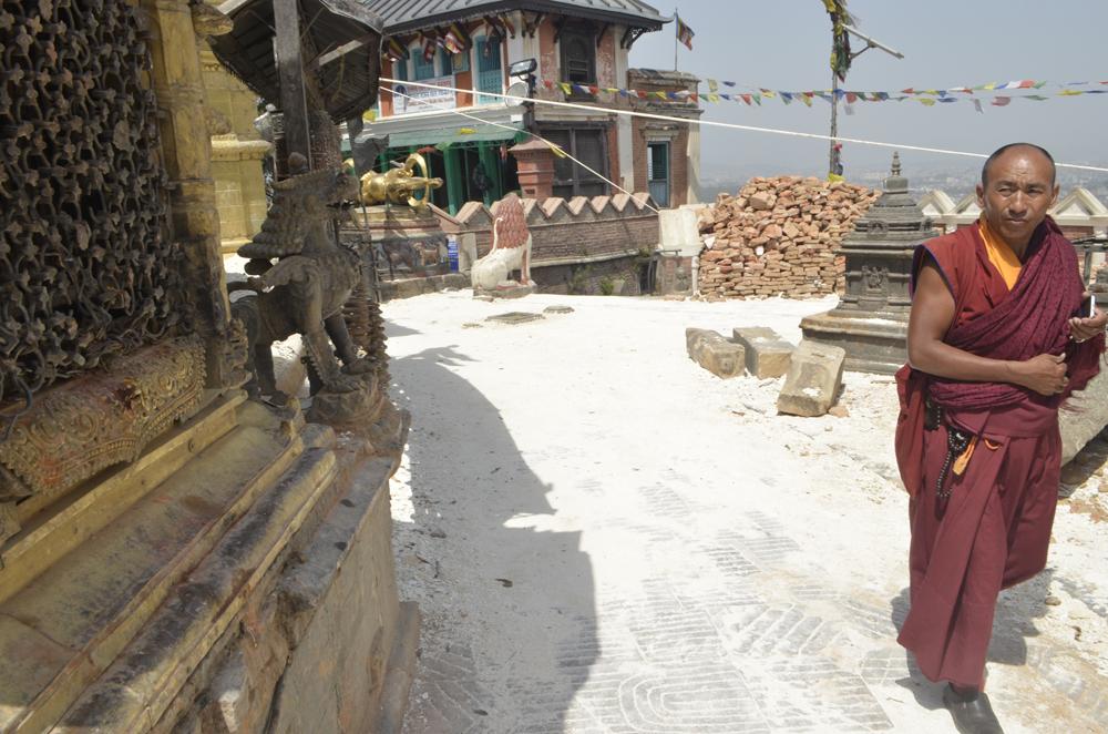 Kathmandu after the quake
