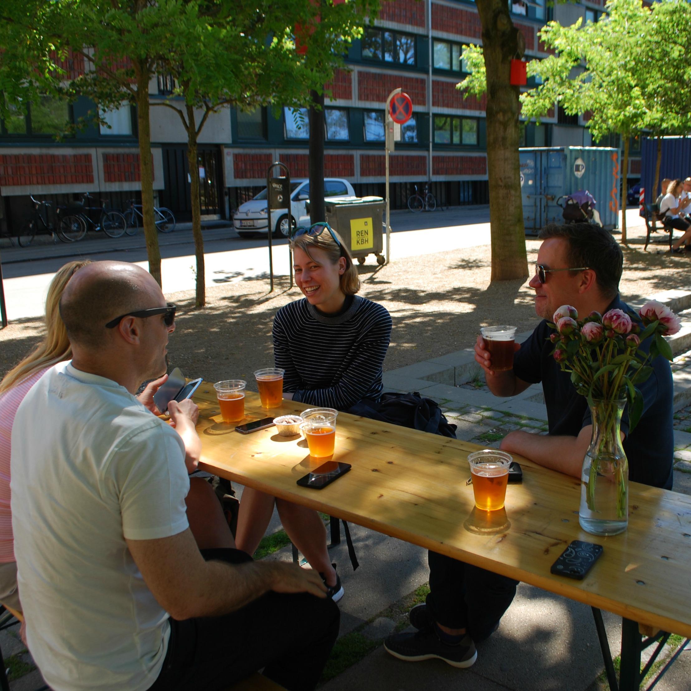 Where to get good beer in Copenhagen