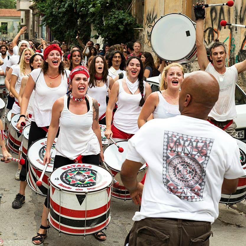 athens' summer festivals