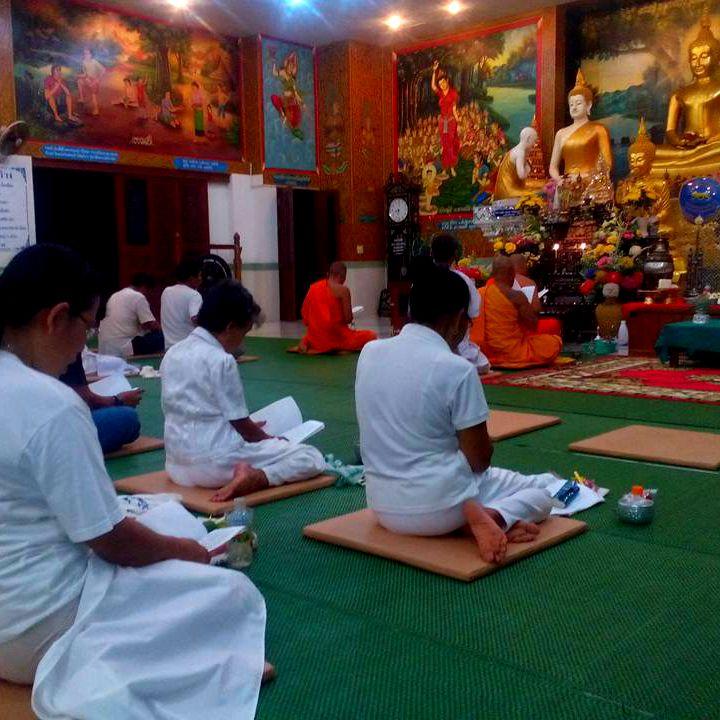 phansa buddhist lent