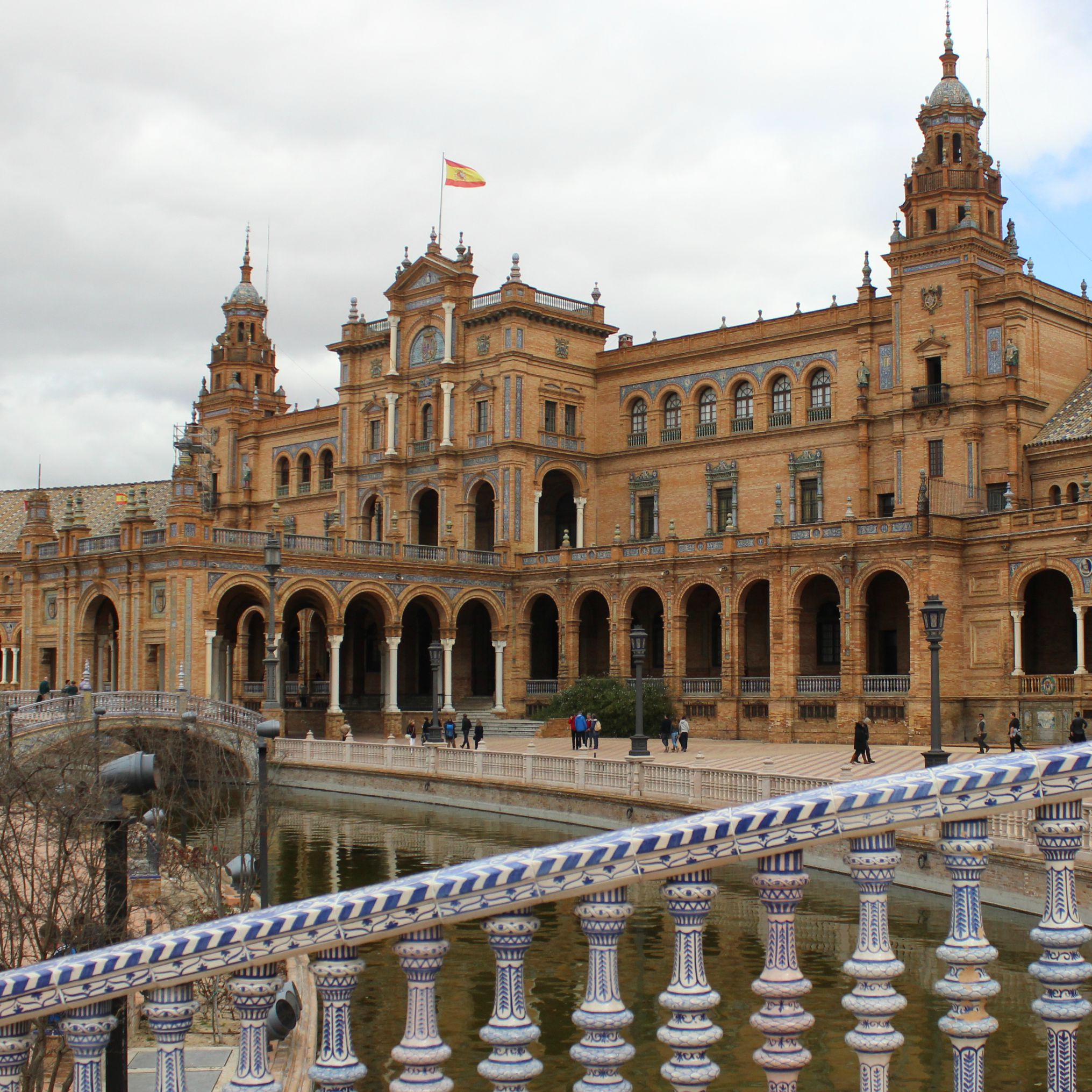 24 hours in seville