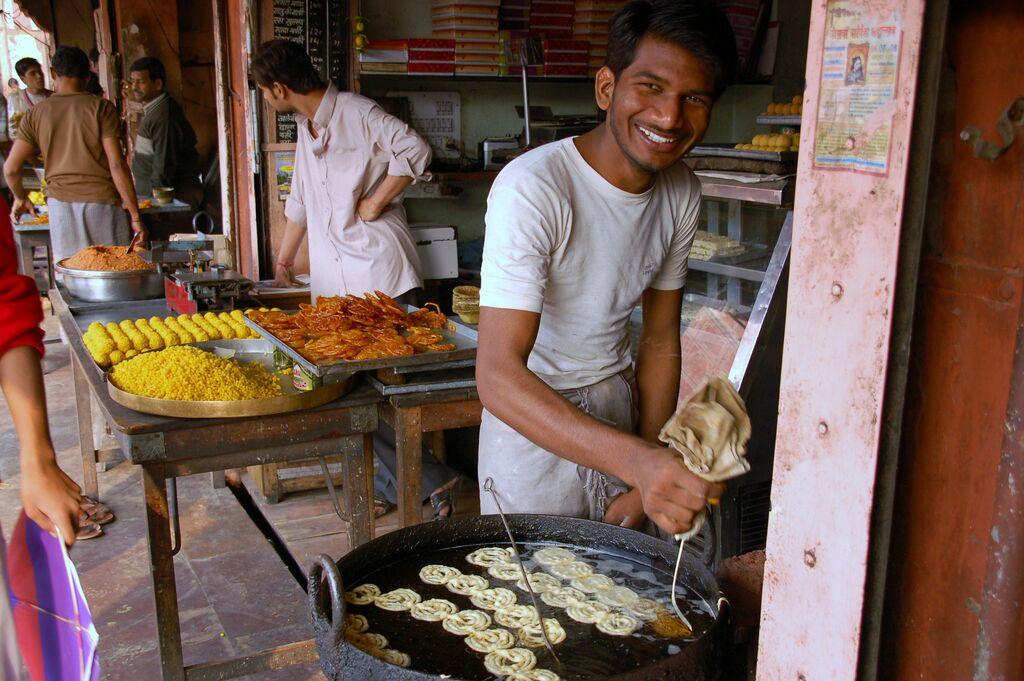 Golgoppas Delhi