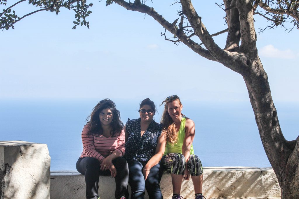 friends in greece