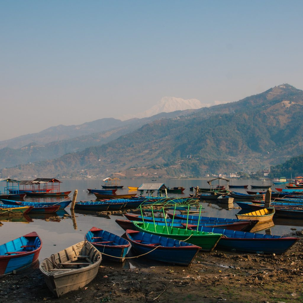 #Localsknow the best way to escape the hustle and bustle is to head lakeside to Pokhara and lose yourself in the tranquility. Set in a dramatic sandwich between the banks of the Fewa lake and the towering Annapurna range, this chilled out city is the perfect place to rest your legs post hike, people-watch, and escape the madness of Kathmandu.