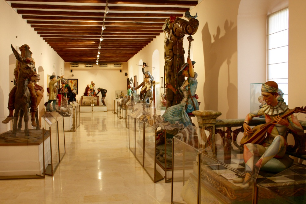 Museo Fallero in Valencia