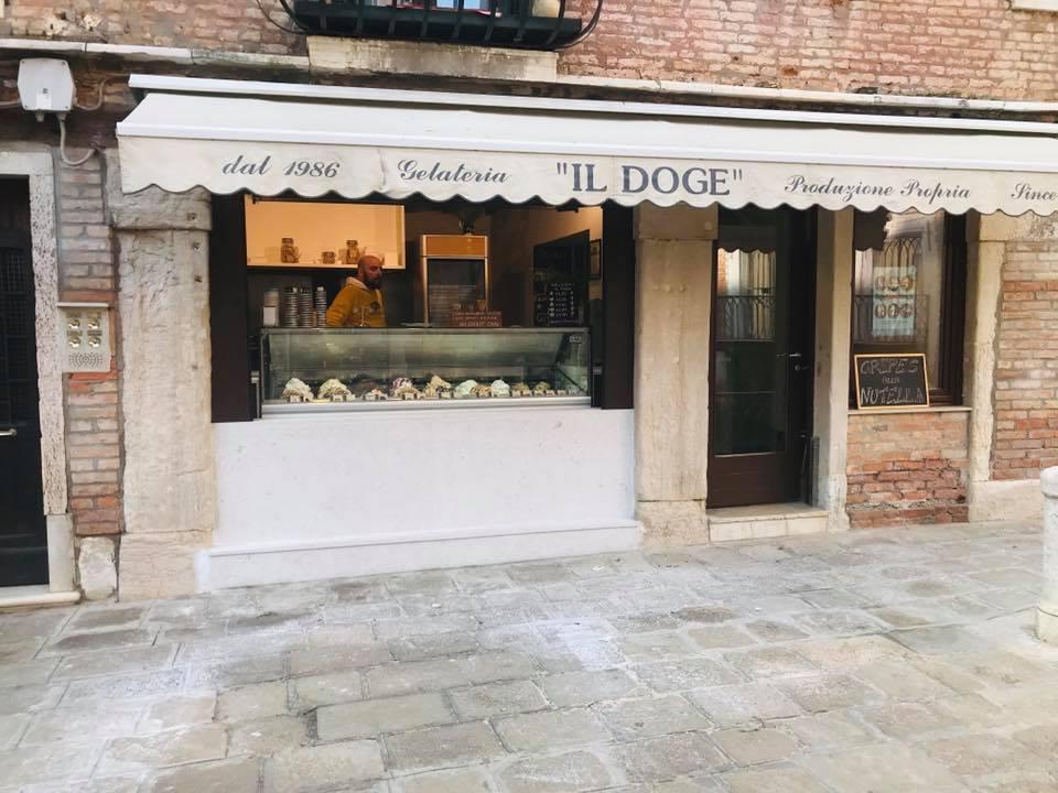 Gelateria Il Doge Venice