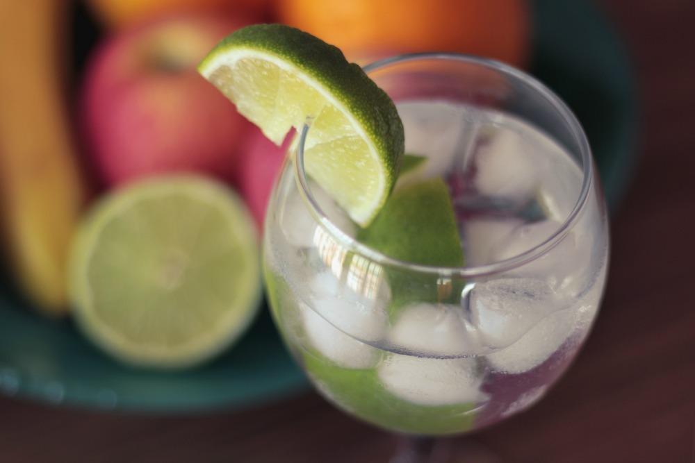 lime caipirinha cocktail in brazil