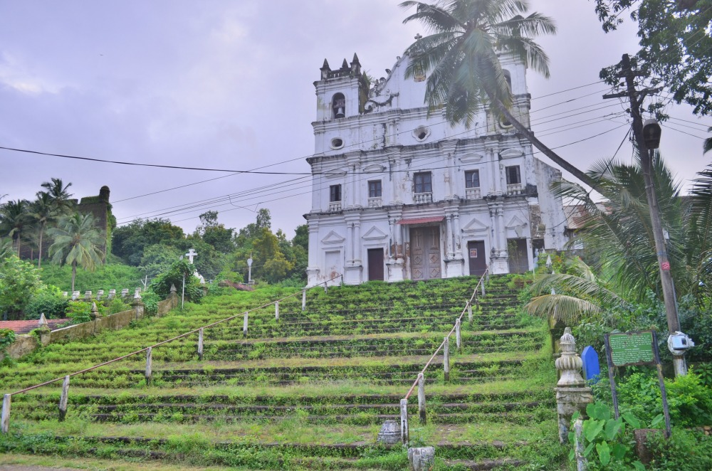 Verem Church in Goa