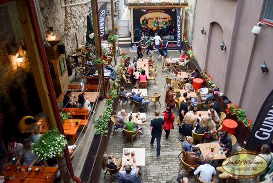 Paddy Whelan's Riga