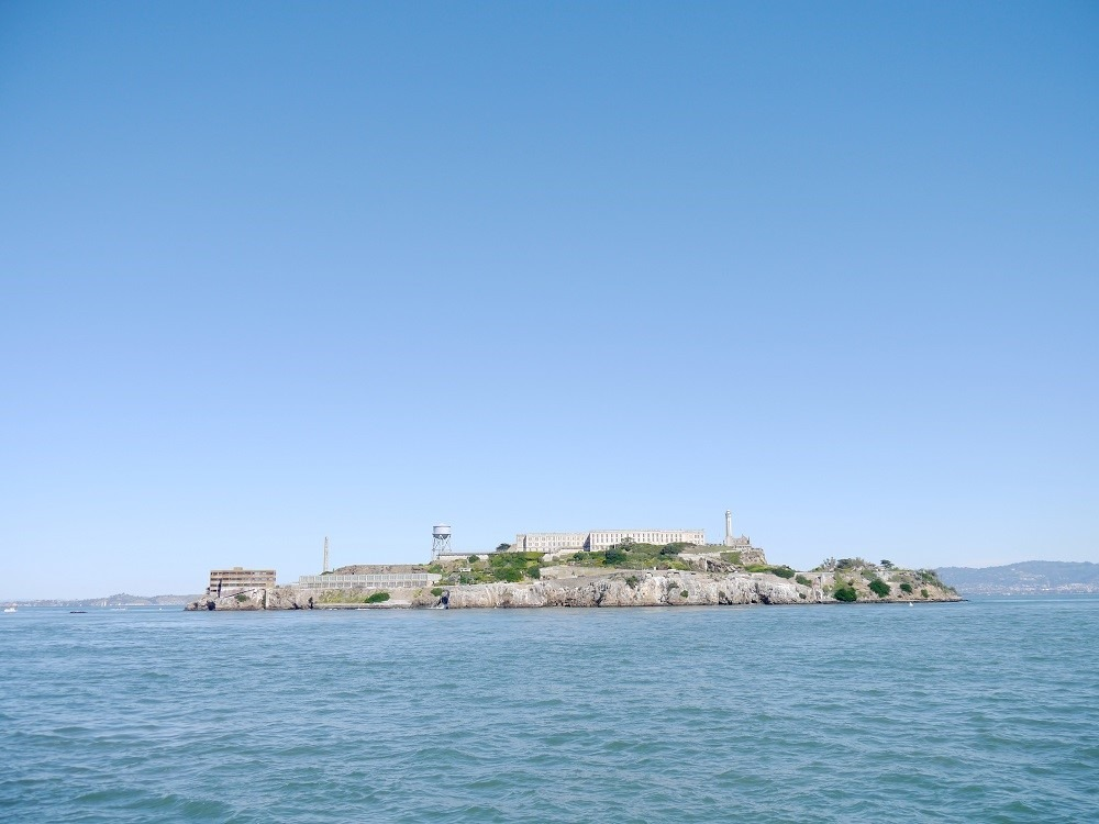 Alcatraz in San Francisco Bay