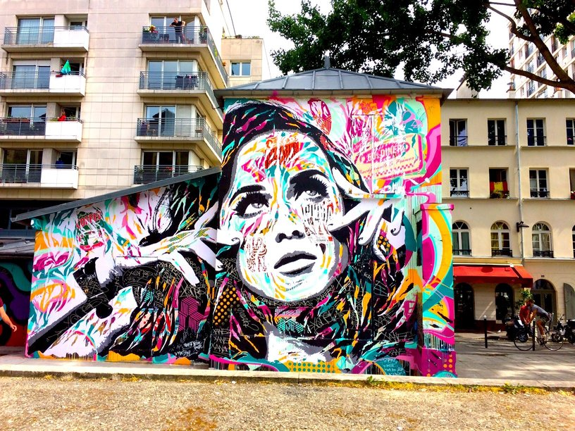 Where to find the coolest street art in Paris - Urban Adventures