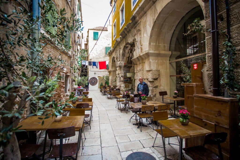 Old Town Split