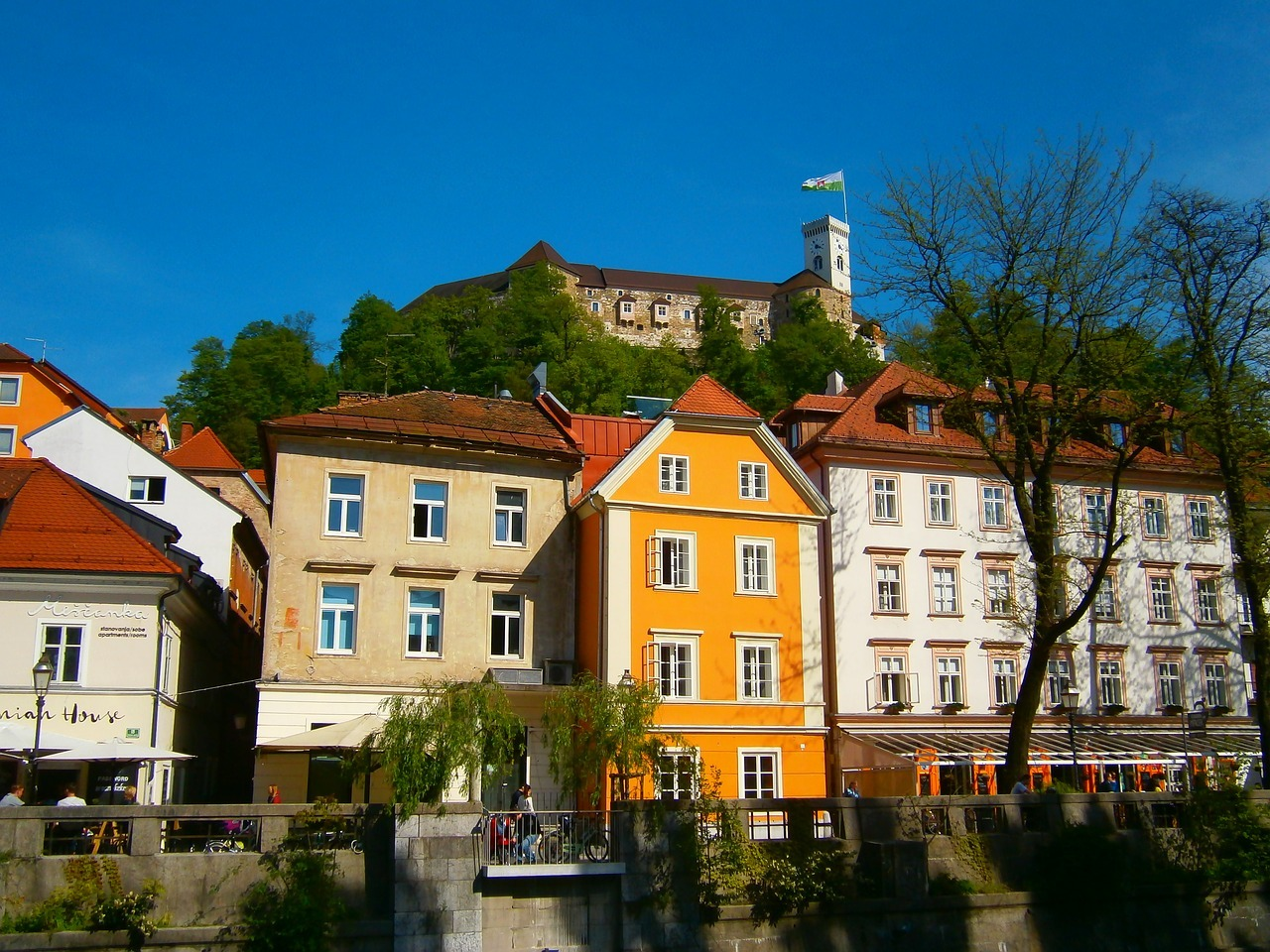 Homes in Ljubljana