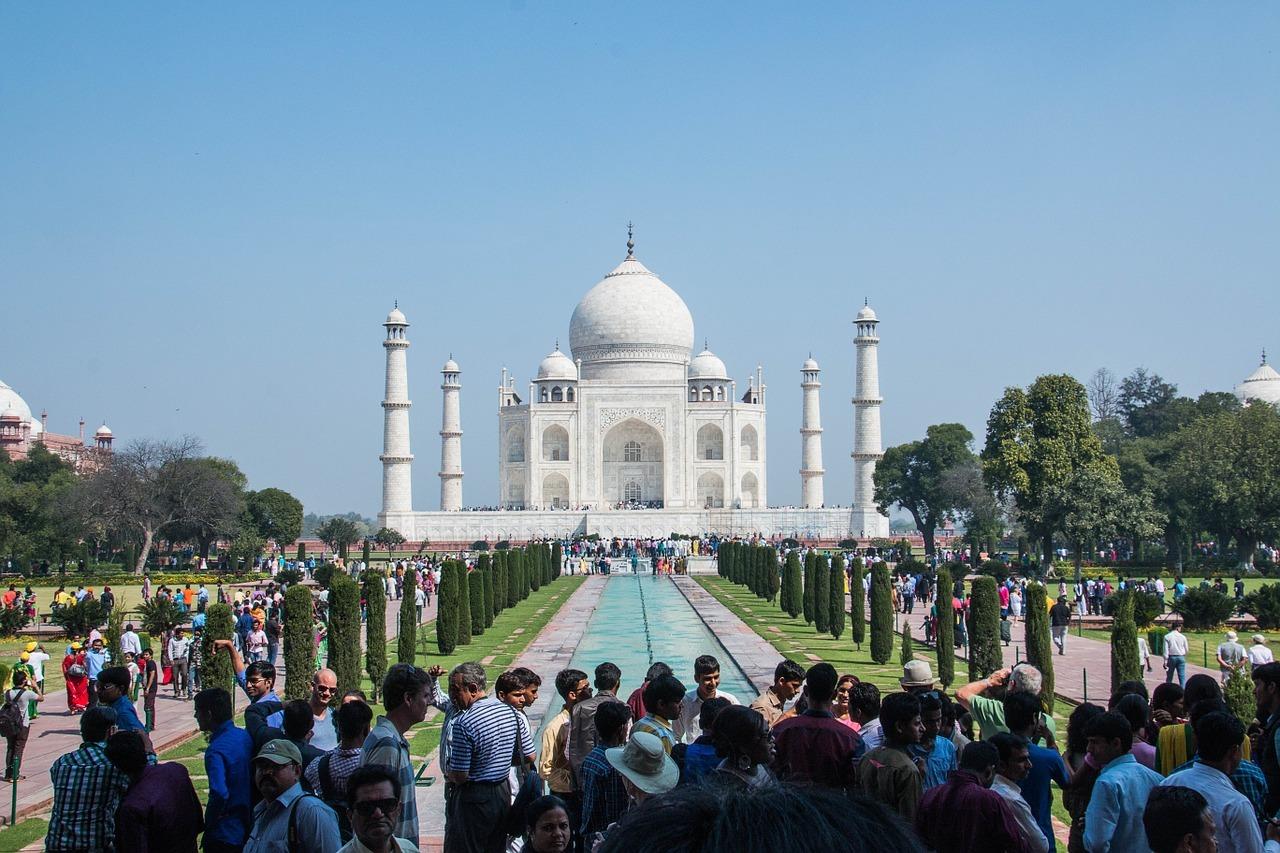 Agra's Taj Mahal