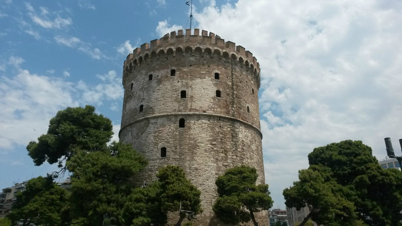 Thessaloniki's White Tower