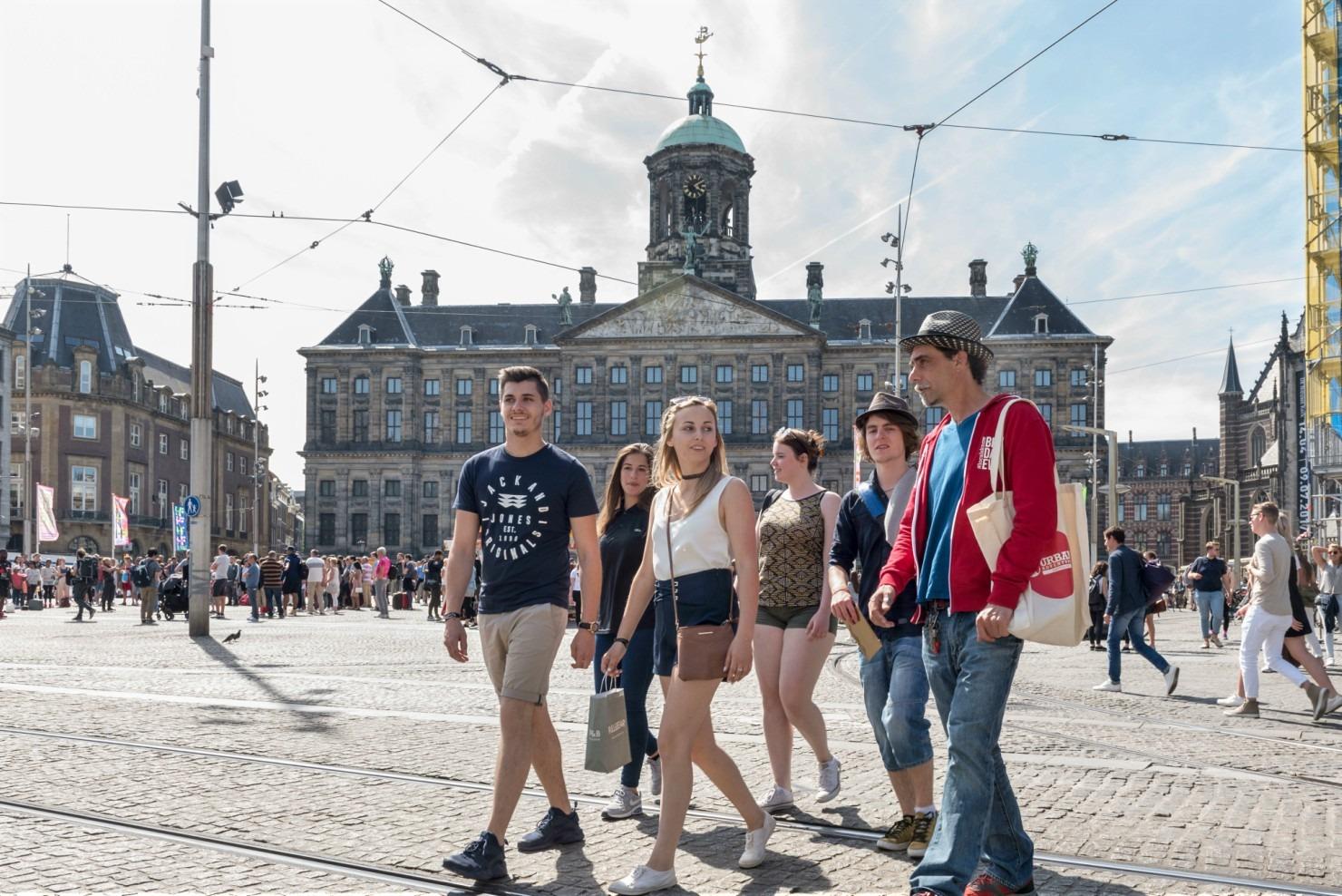 UA tour Amsterdam