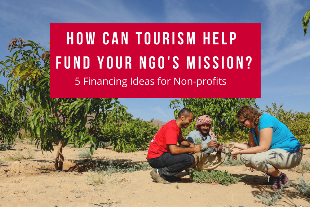 5 financing ideas for your ngo