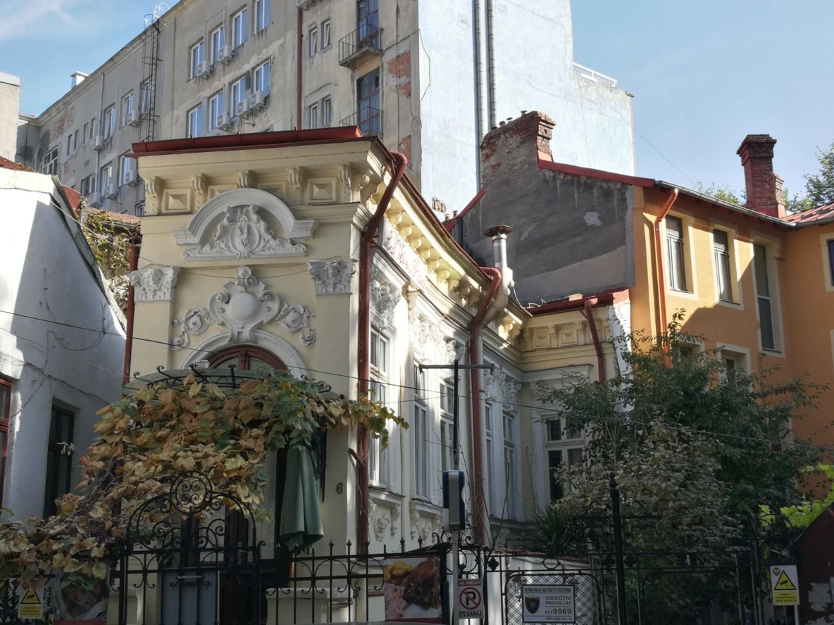 Bucharest's Armenian Quarter