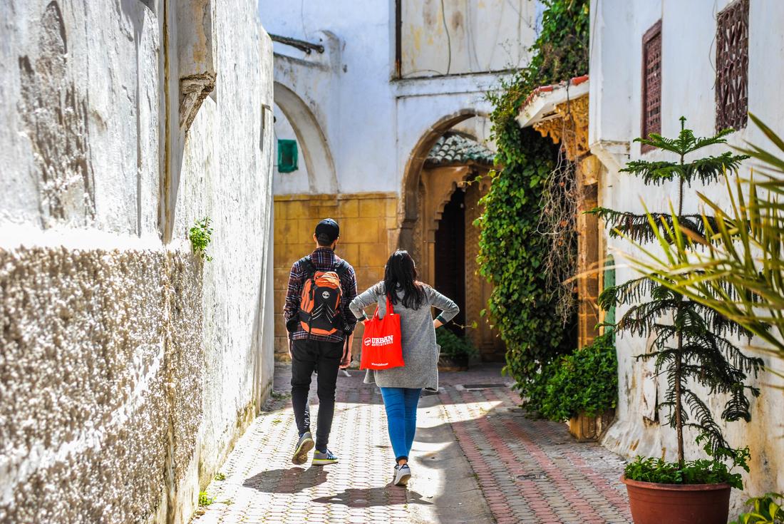 Touring Casablanca