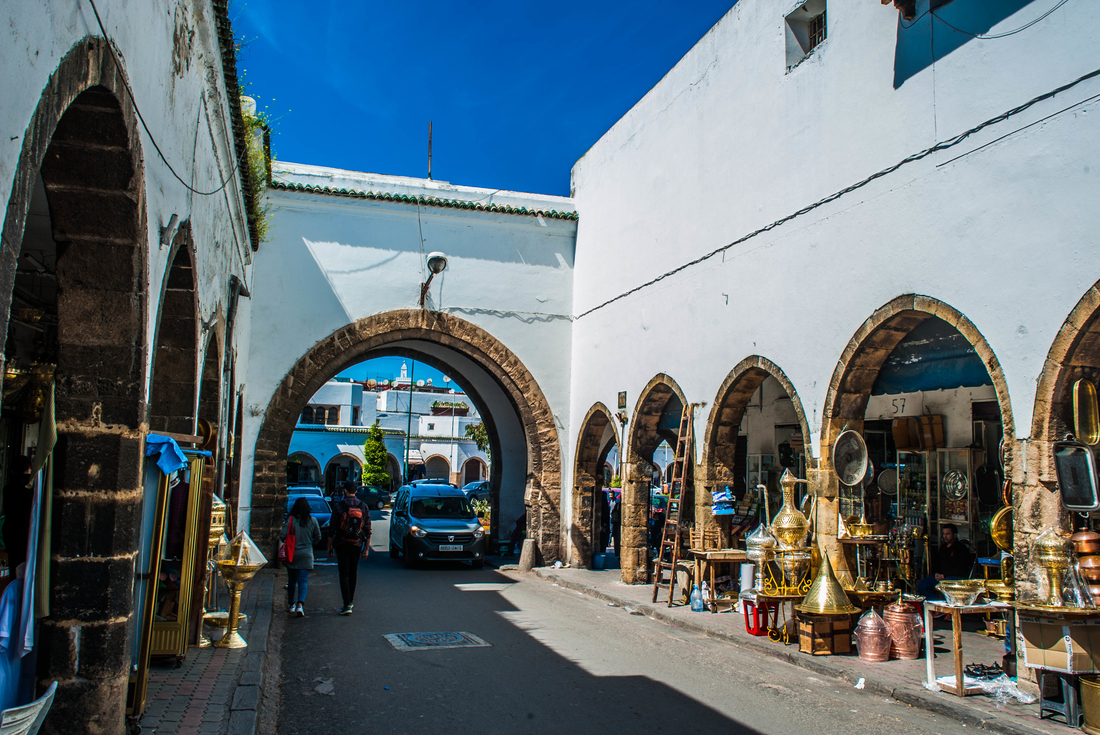 Souk of Casablanca