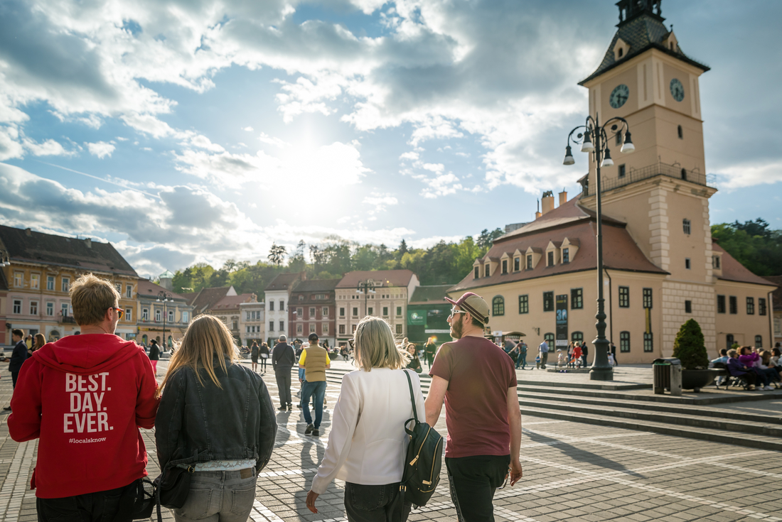 Urban Adventures Brasov city tour