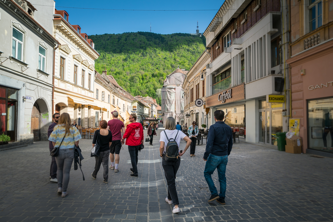 Brasov Urban Adventures tour