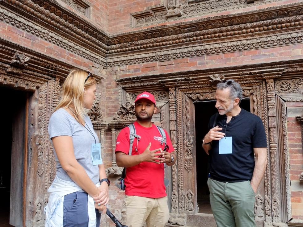 Patan and Bhaktapur UA