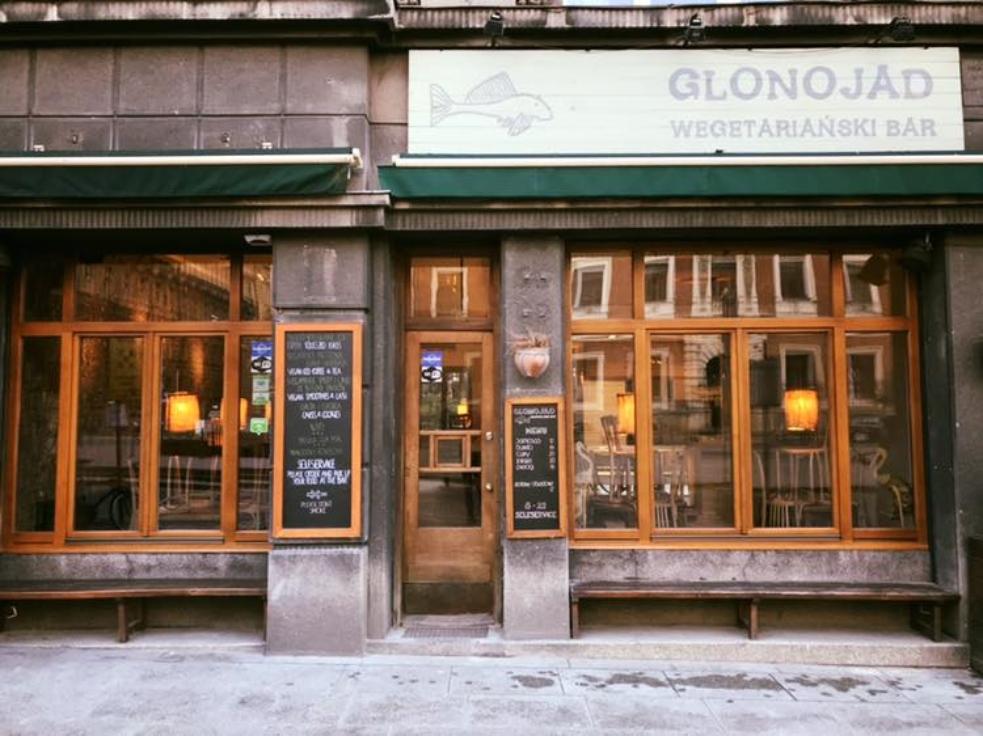 Glonojad Restaurant Krakow