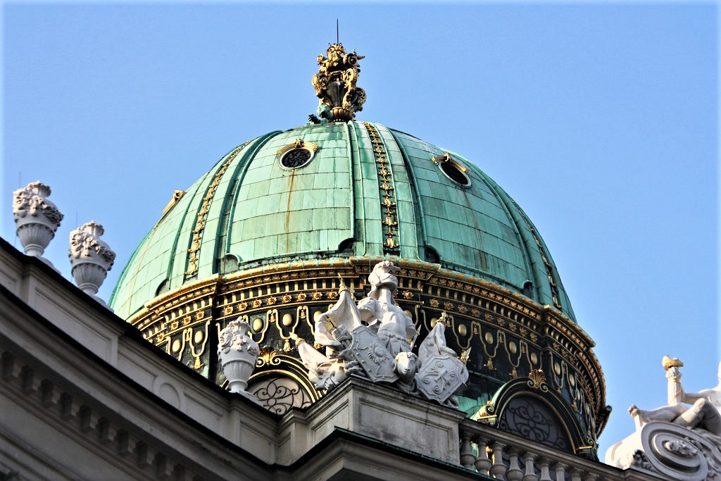 Hofburg Palace dome