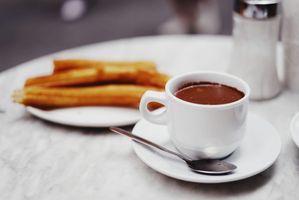 Churros Seville