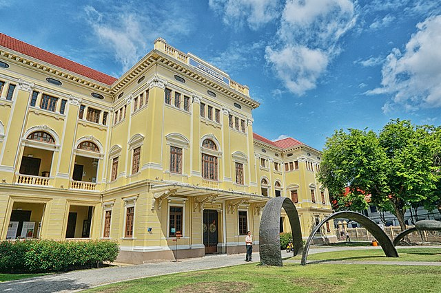 Take some time to visit Museum Siam, one of our favourite spaces in the city. Photo credit: Wikimedia Commons