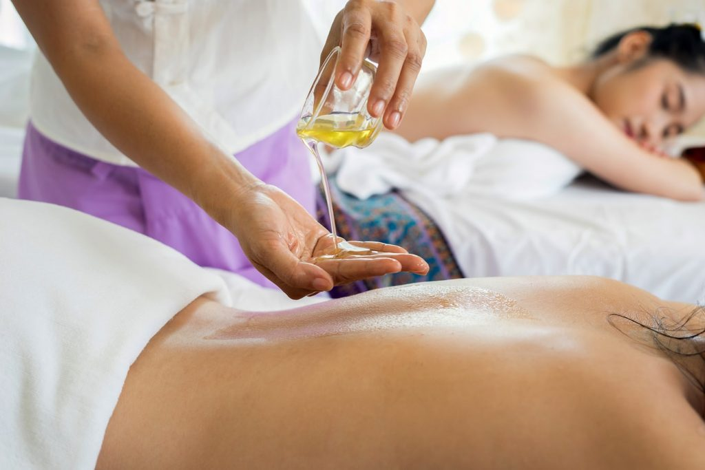 Athens spa massage