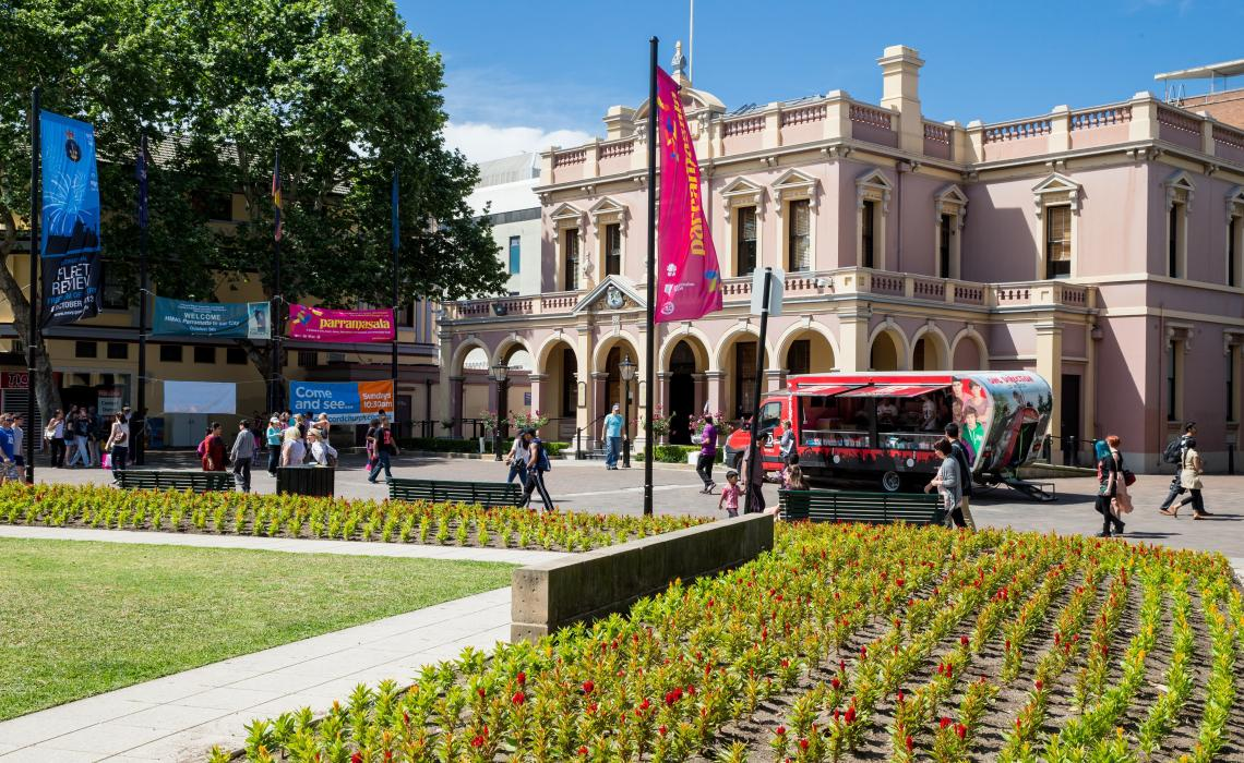 Visit Parramatta, Sydney's second city